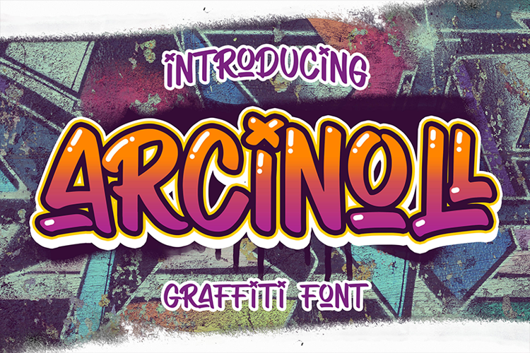 Arcinoll Font