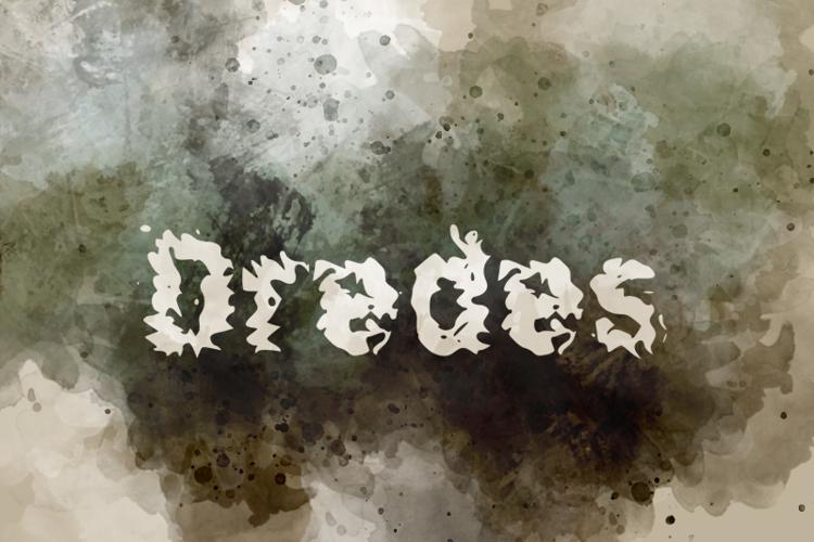 d Dredes Font
