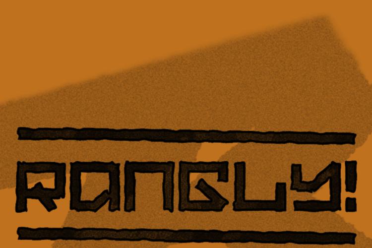 Rangly Font