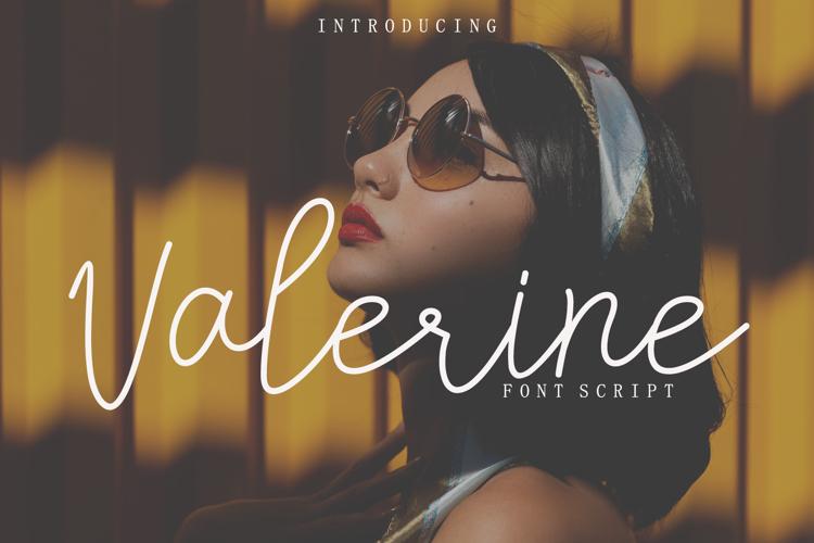 Valerine Font