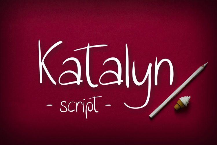 Katalyn Font