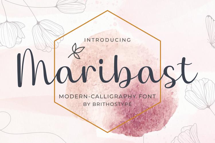 Maribast Font