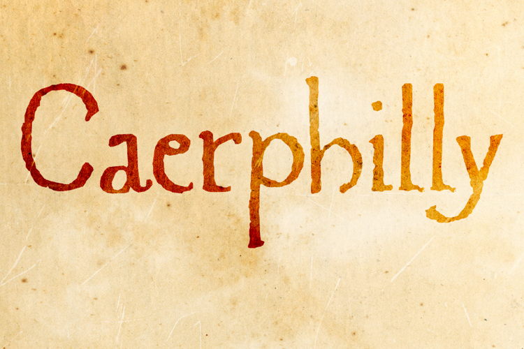 Caerphilly DEMO Font