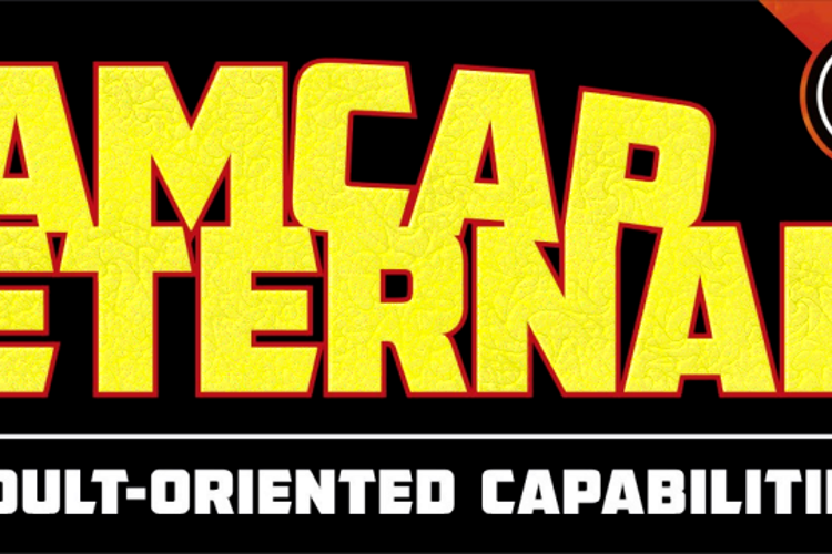 AMCAP Eternal Font