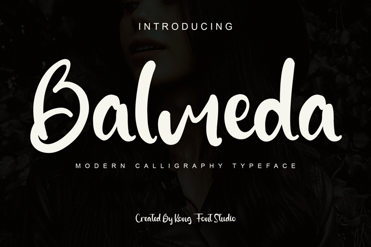 Balmeda Font
