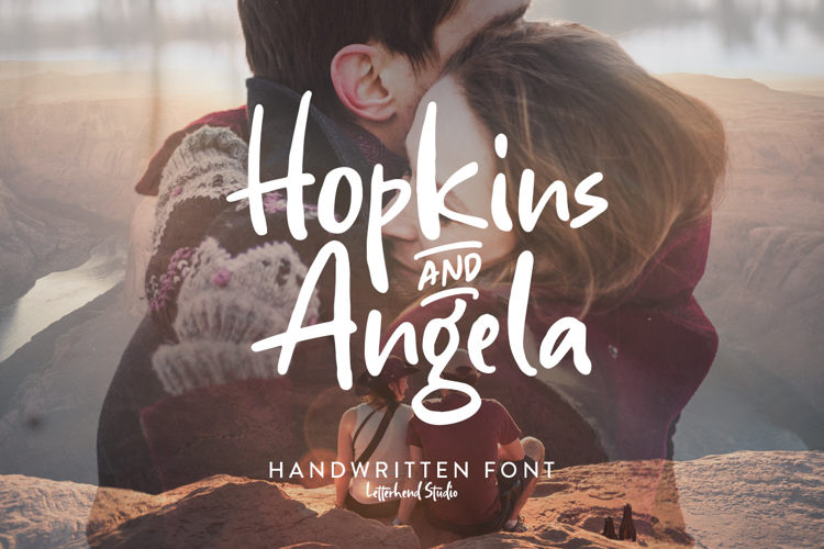 Hopkins Angela Font