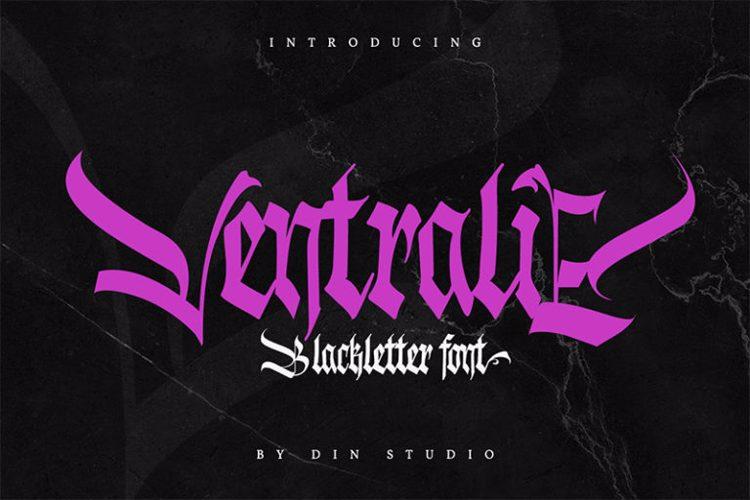 Ventralie Font