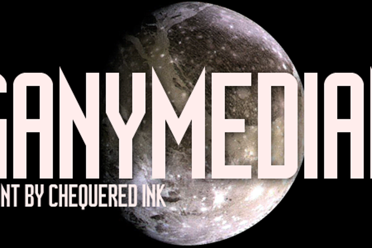 Ganymedian Font