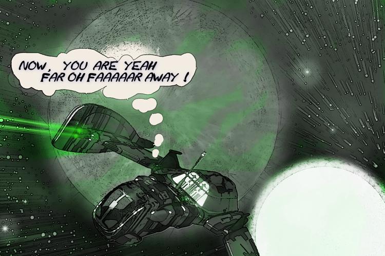 MSender Comic01 Font