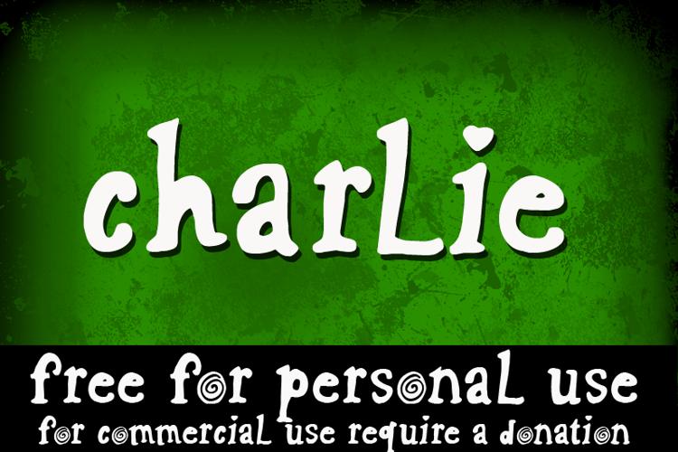 CF Charlie Font