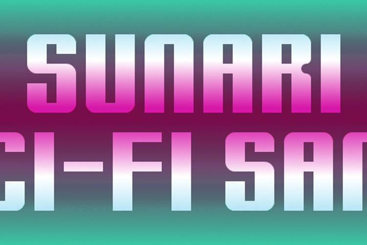 Sunari Font