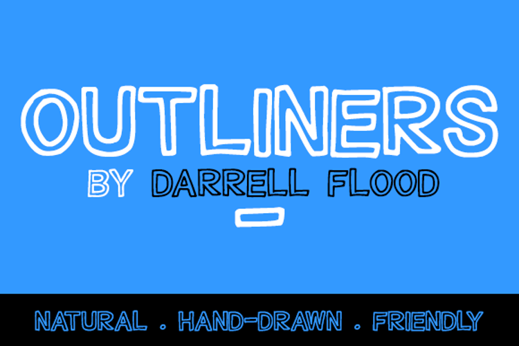 Outliners Font