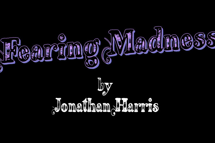 Fearing Madness Font