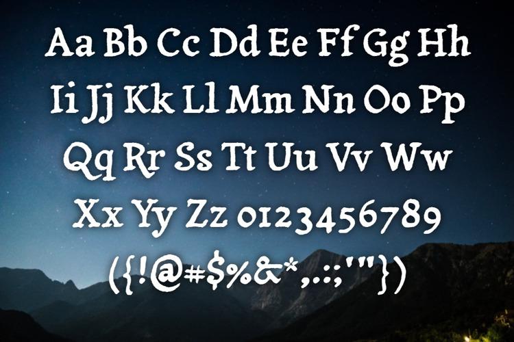 Yanone Tagesschrift Font