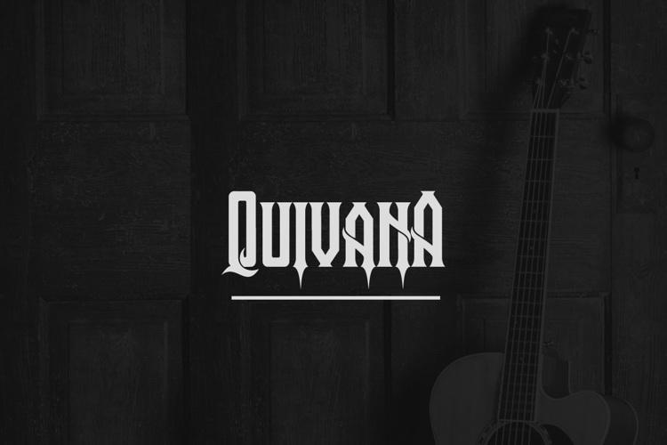 Quivana Font