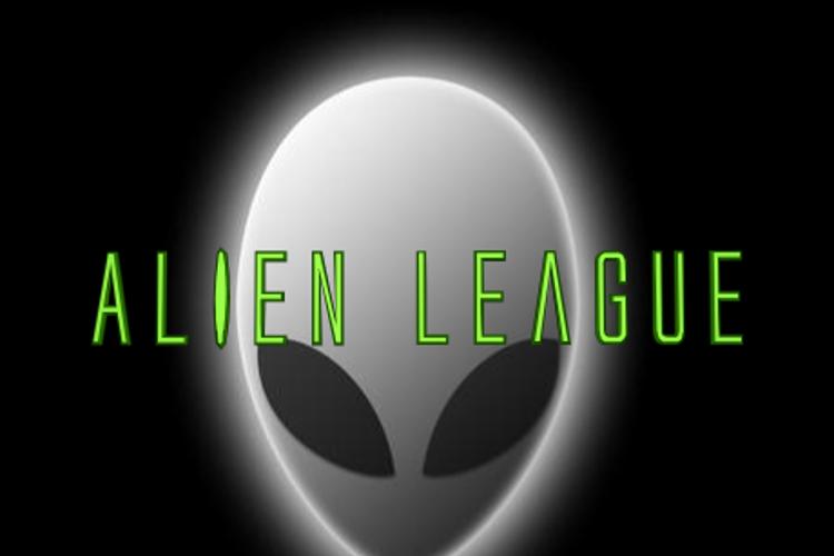 Alien League Font
