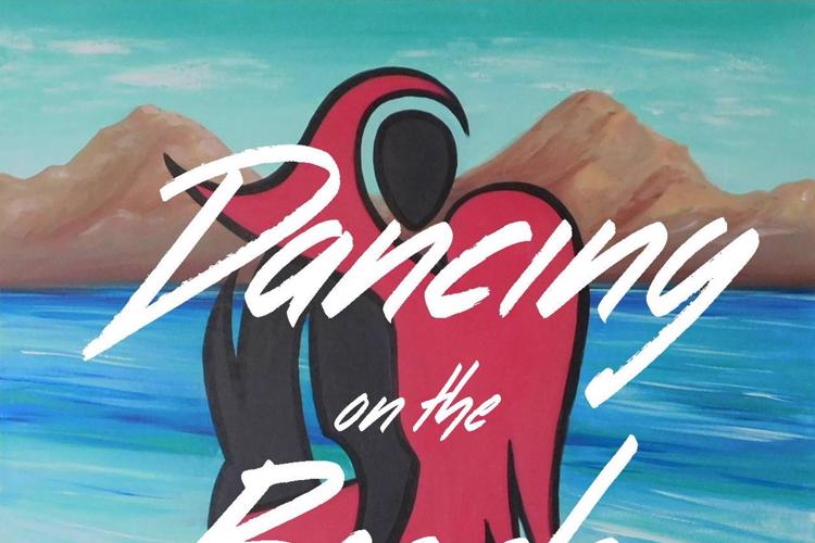 Dancing on the Beach Font