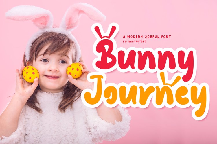 Bunny Journey Font