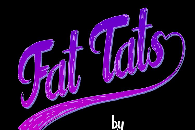 Fat Tats Font