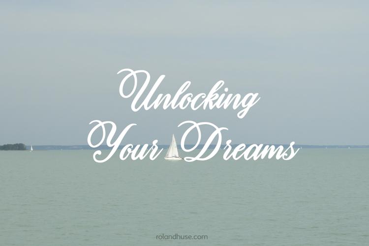 Unlocking Your Dreams Font