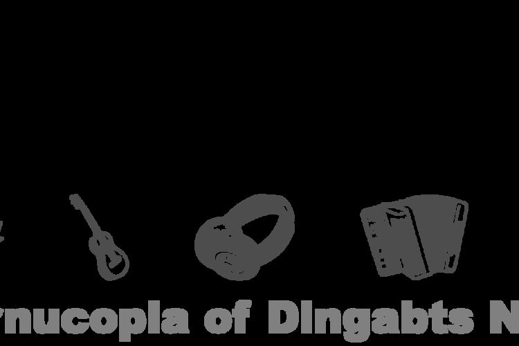 Cornucopia of Dingbats Nine Font