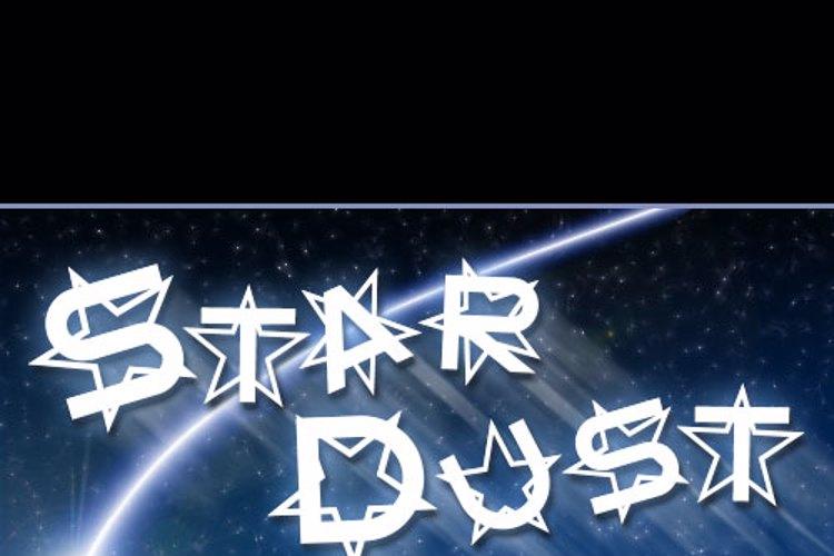 SF Star Dust Font