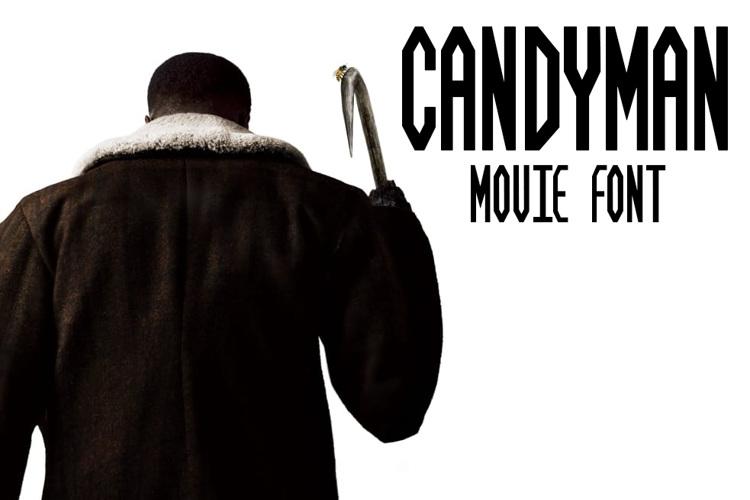 Candy Man Font