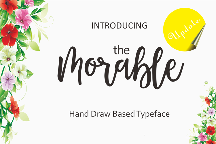 Morable Font