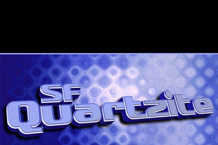 SF Quartzite Font