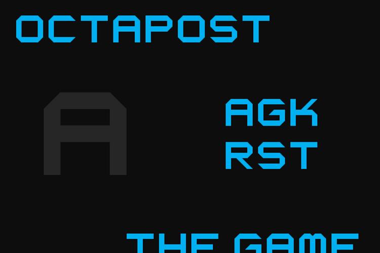 Octapost NBP Font