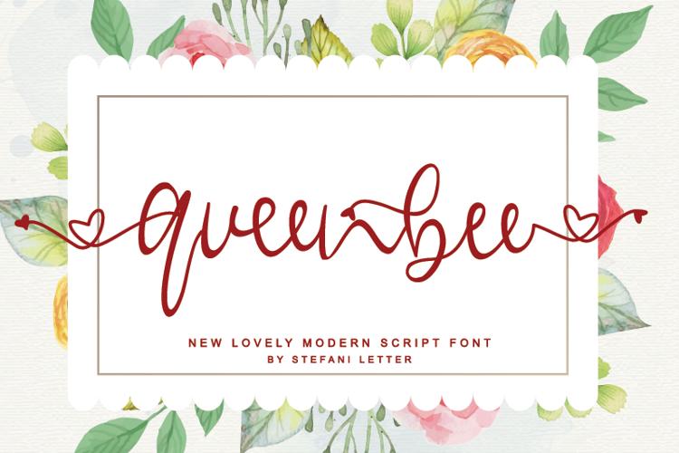 queenbee Font