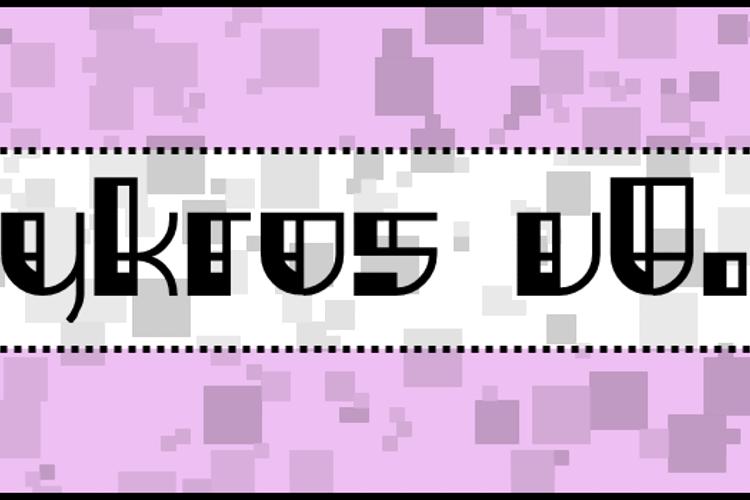 Rykros Font