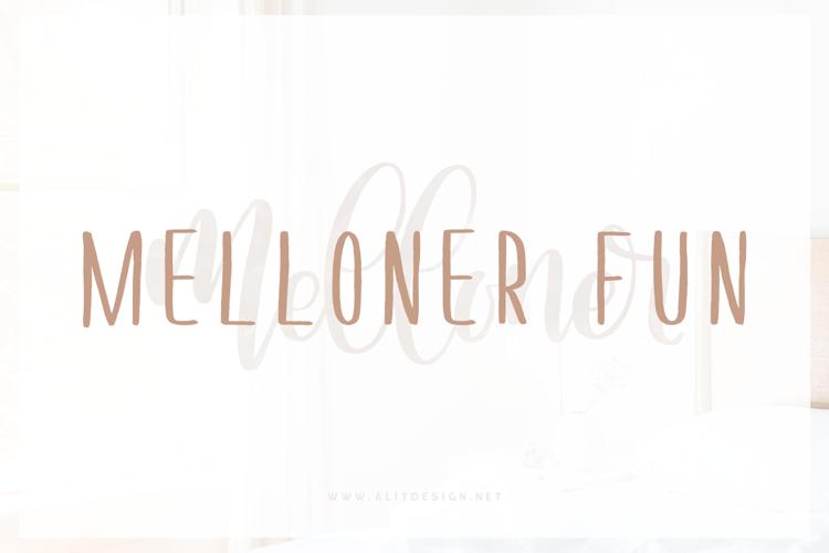 Melloner Fun Font