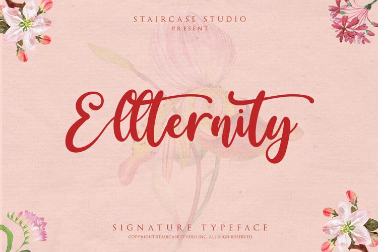 Ellternity Font