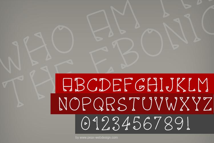 PWOctober Font