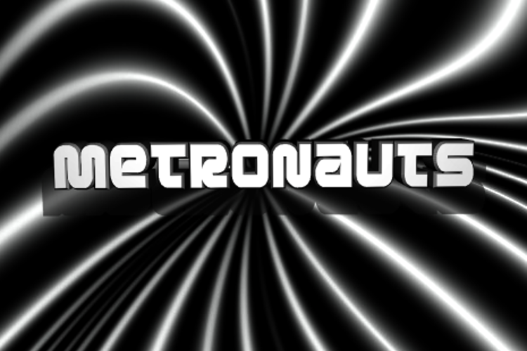 Metronauts Font