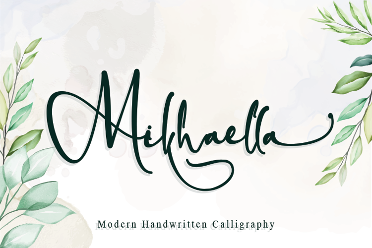 Mikhaella Font