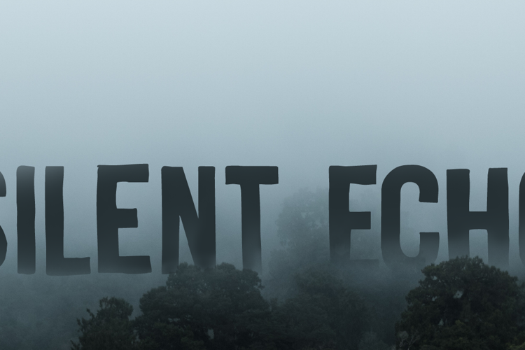 Silent Echo DEMO Font