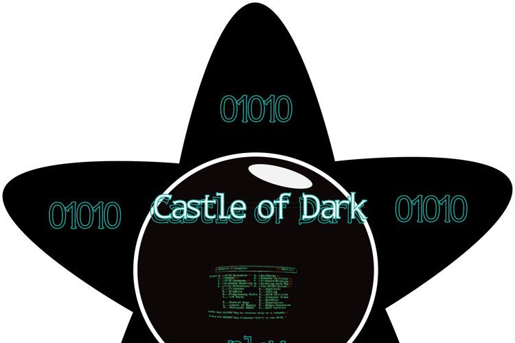 Castle of Dark Font