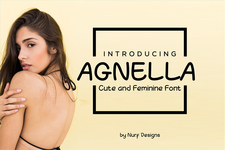 Agnella Font