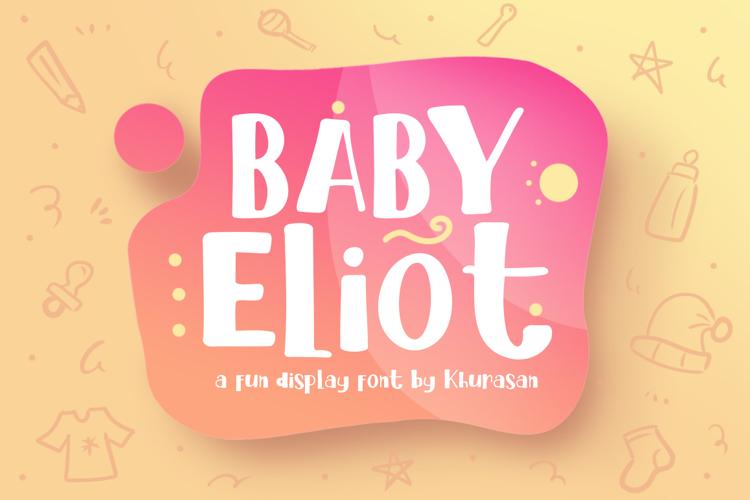 Baby Eliot Font