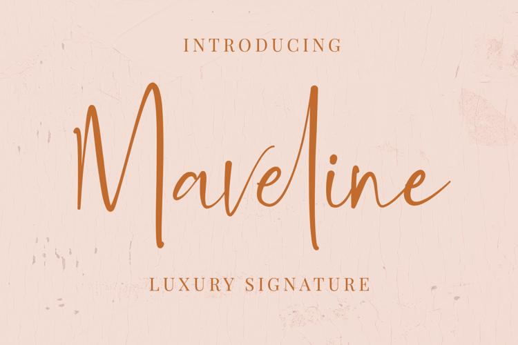 Maveline Font