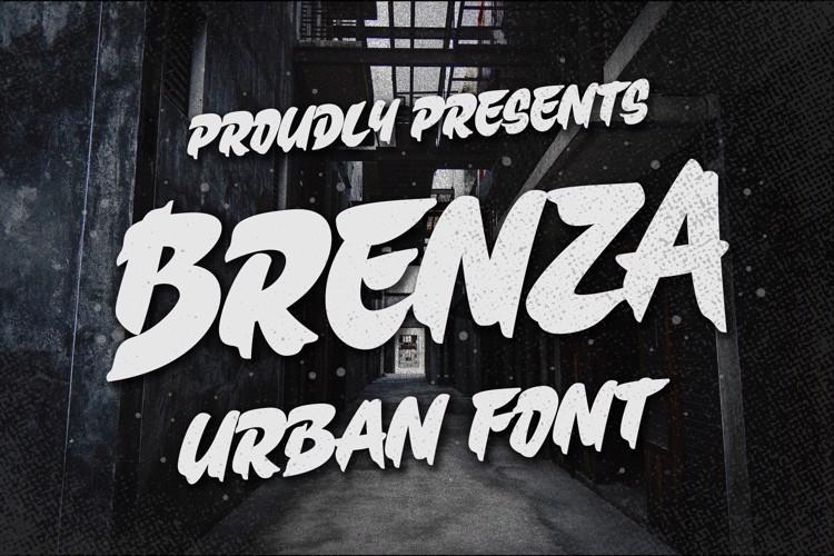 Brenza Font