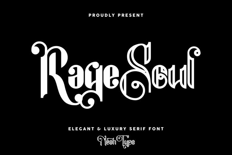 Rage Soul Font