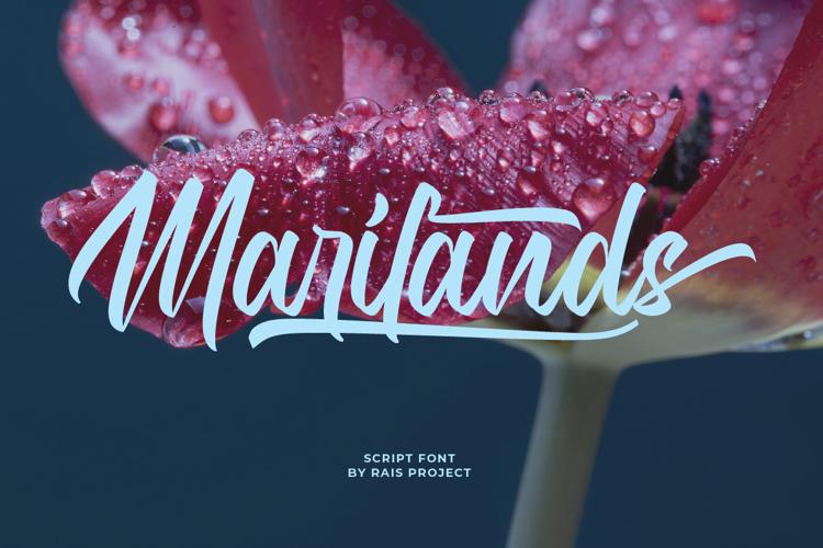Marilands Font