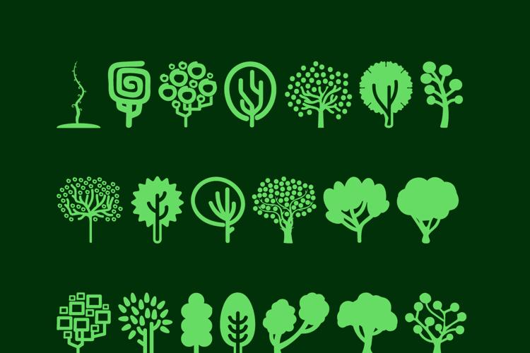 Trees Go 2 Font
