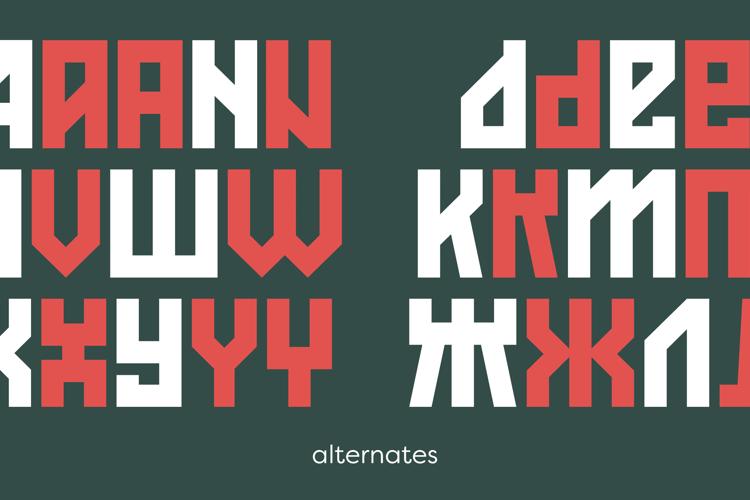 Konstruktor Font