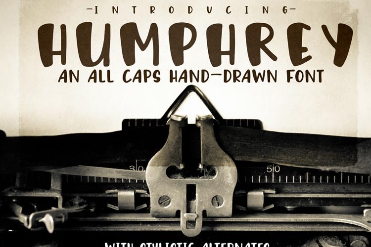 Humphrey Font