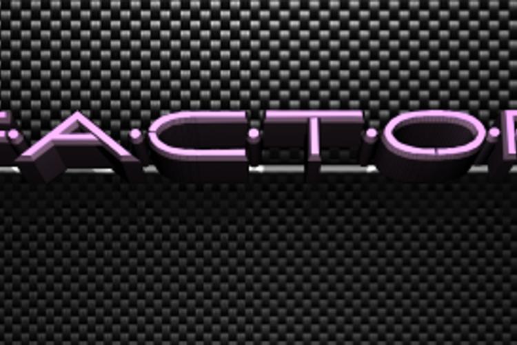 Factor Font