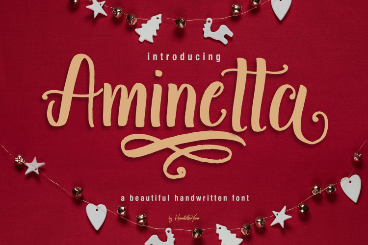 Aminetta Font